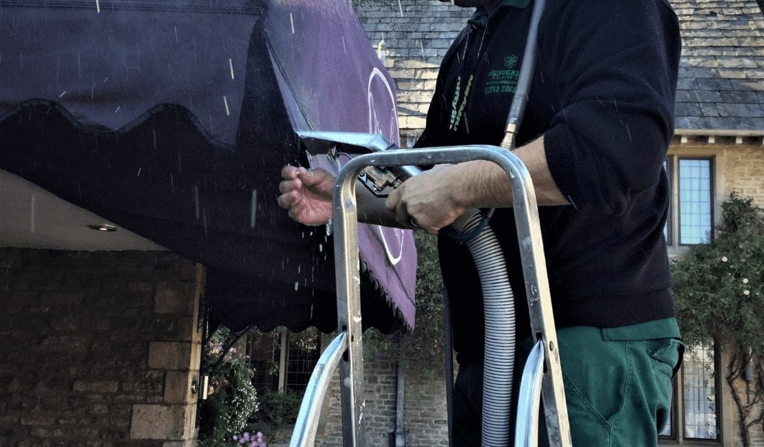 Canopy Cleaning school cleaning