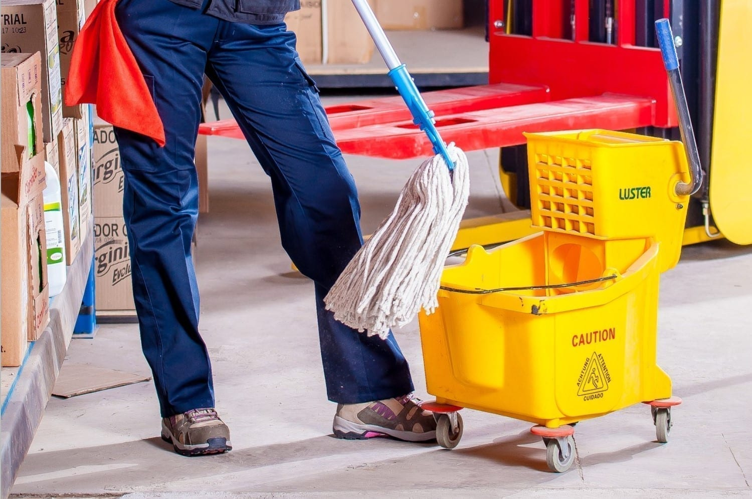 industrial cleaning commercial cleaning